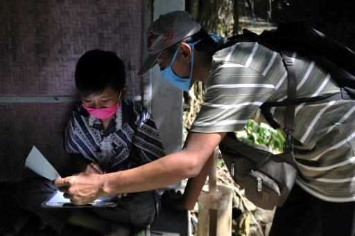 The pandemic has sparked a boom in online learning, especially in wealthy nations, but about one-third of Indonesia's nearly 270 million people don't have access to the Internet or even, in some cases, electricity
