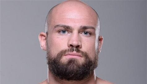 Cathal Pendred vs. Gasan Umalatov Added to UFC Fight Night Stockholm