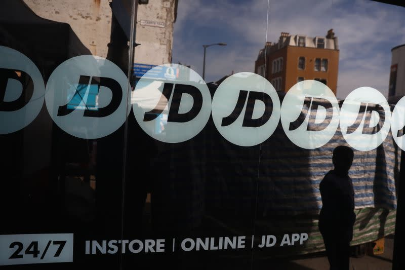 JD Sports delays results to May, cites ample cash resources