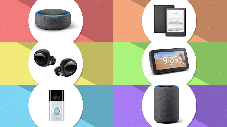 Nearly every Amazon smart home device and e-reader is on sale—save up to 40 percent (Photo: Amazon)
