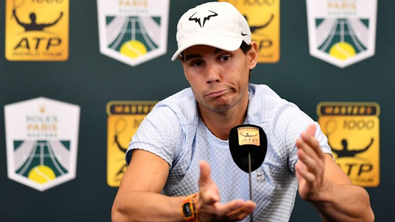 Paris withdrawal a continuation of Nadal's hard-court woes