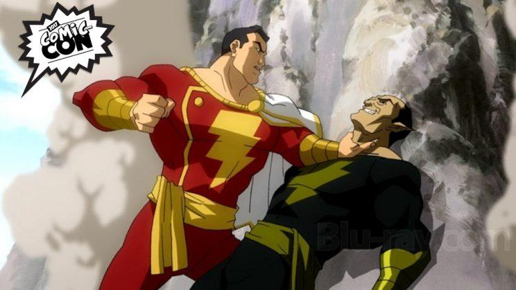 Shazam vs. Black Adam