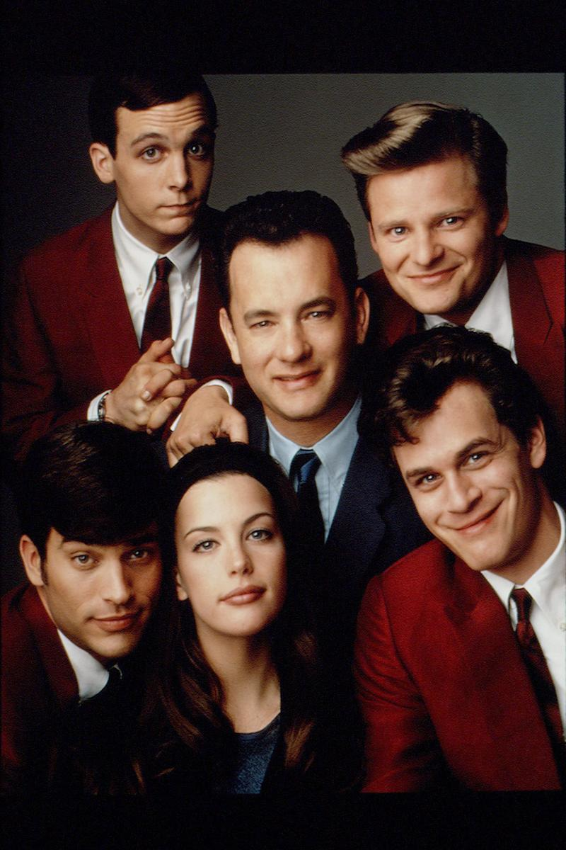 FILM 'THAT THING YOU DO' BY TOM HANKS (Photo by Frank Trapper/Corbis via Getty Images)