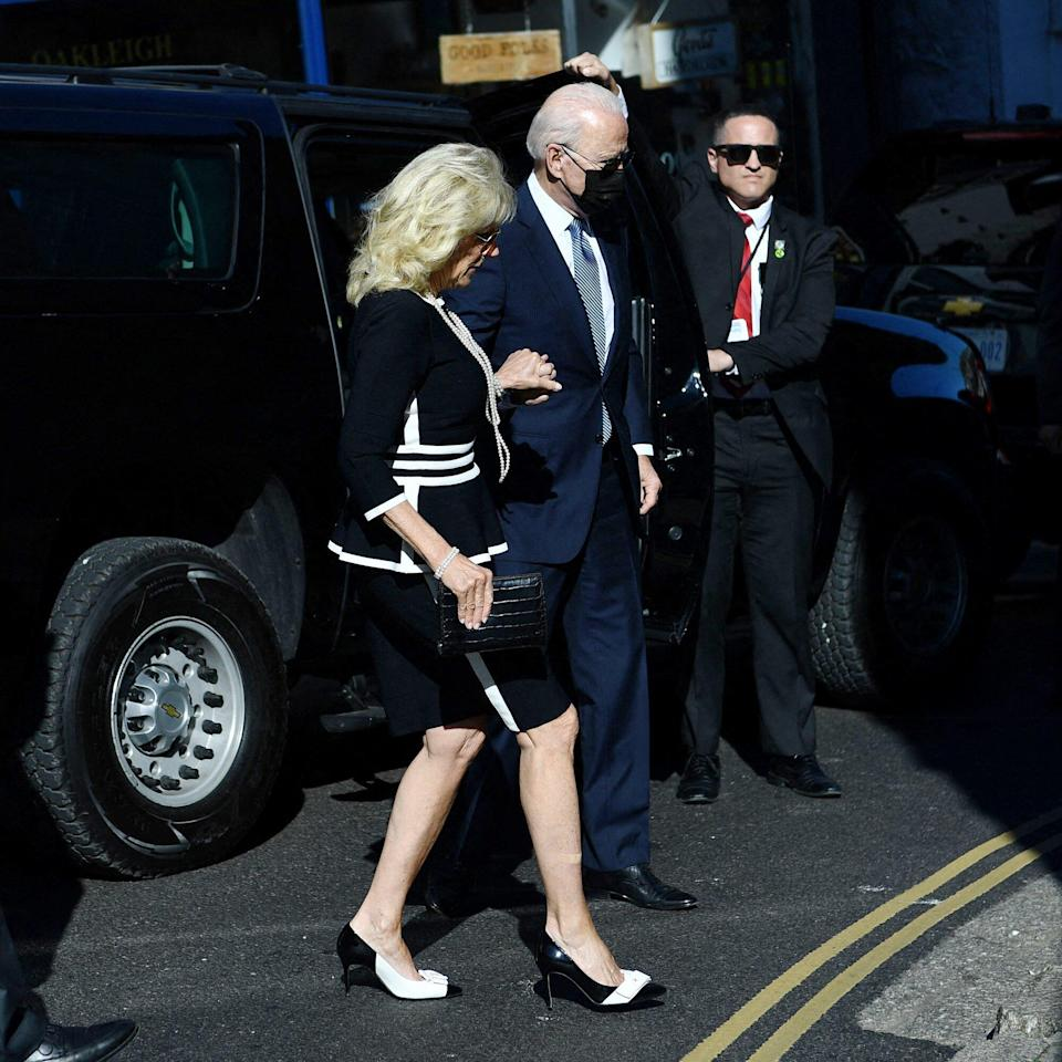 Jill Biden Carried This Bag While Meeting the Queen of England, and It's Somehow Still in Stock