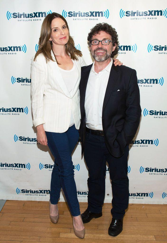 <p>The Mean Girls writer has been married to her composer other half since 2001 with the couple then working together on 30 Rock and Unbreakable Kimmy Schmidt. They have two daughters, Alice and Penelope.</p>