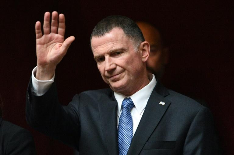 The speaker of the Israeli parliament, Netanyahu ally Yuli Edelstein, has resigned, clearing the way for the election of an opponent of the  veteran premier