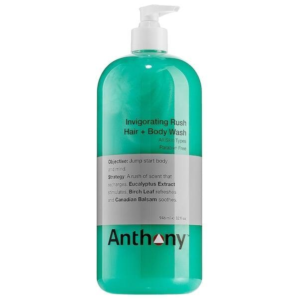<p>This <span>Anthony Invigorating Rush Hair + Body Wash</span> ($56) is a multitasker for your own beloved multitasker. The foaming lather offers the same effect as regular soap or shampoo without the need for two separate products. And then there's an alpine wood scent that could swap in for a follow-up fragrance. Could that be any more low maintenance?</p>