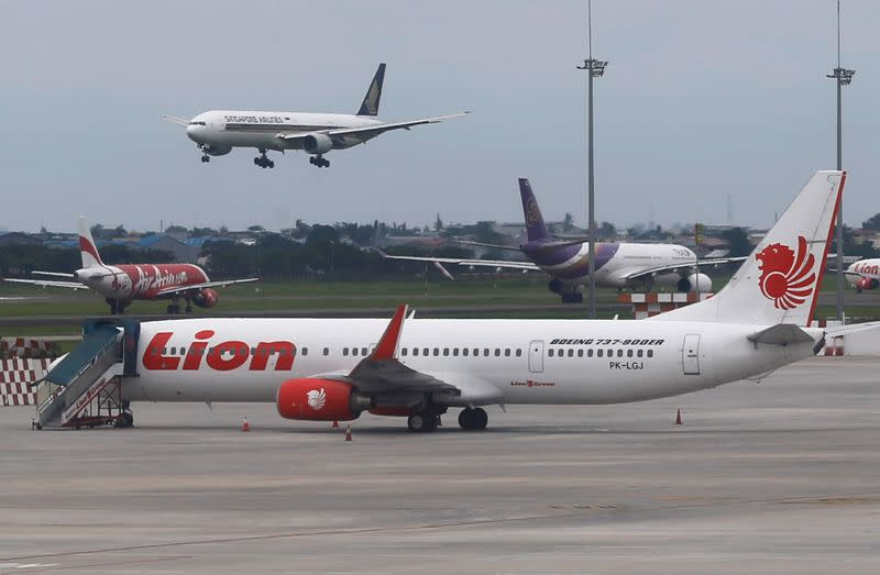 Lion Air puts $500 million IPO on hold as global equity markets tumble - sources