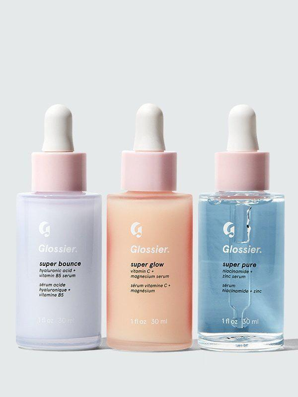"""<p><strong>Glossier</strong></p><p>Glossier</p><p><strong>$65.00</strong></p><p><a href=""""https://go.redirectingat.com?id=74968X1596630&url=https%3A%2F%2Fwww.glossier.com%2Fproducts%2Fsuper-pack&sref=https%3A%2F%2Fwww.seventeen.com%2Fbeauty%2Fg34509628%2Fbest-face-serum%2F"""" rel=""""nofollow noopener"""" target=""""_blank"""" data-ylk=""""slk:Shop Now"""" class=""""link rapid-noclick-resp"""">Shop Now</a></p>"""