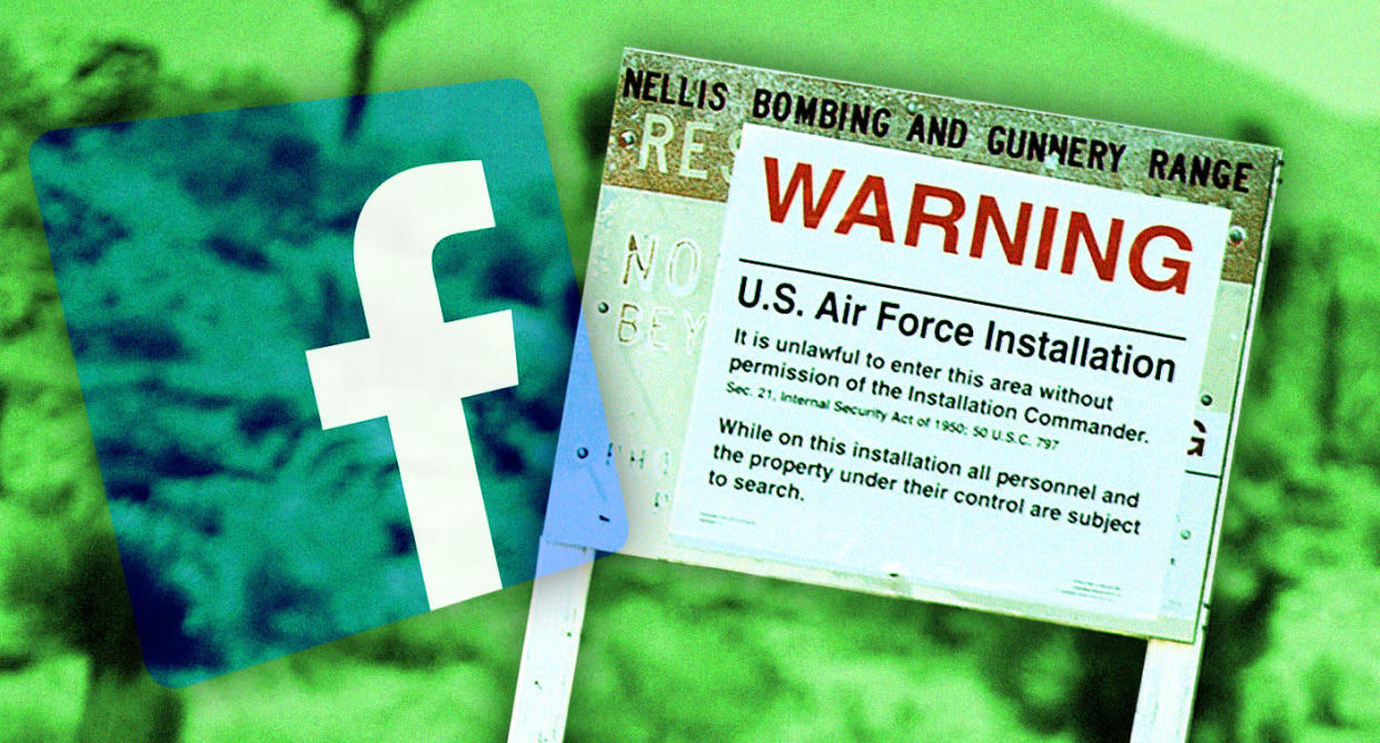 'Let's see them aliens': The Facebook group is a joke, but the Pentagon  takes plans to storm Area 51 seriously