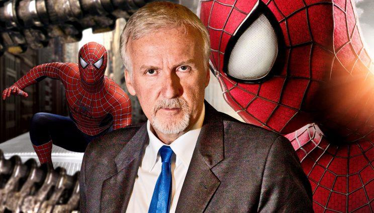 James Cameron Spider-Man