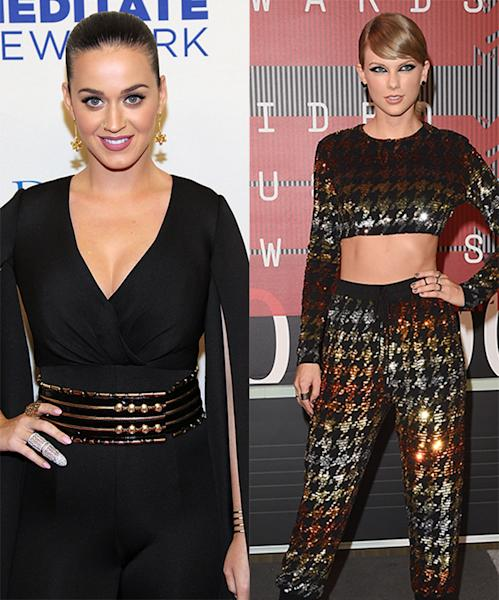 Katy Perry beats Taylor Swift for highest earning female musician spot!