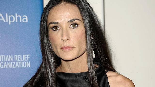 Demi Moore's Hospital Deja Vu, Decades After 'St. Elmo's Fire'