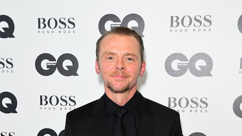 Actor Simon Pegg opens up about battle with alcoholism