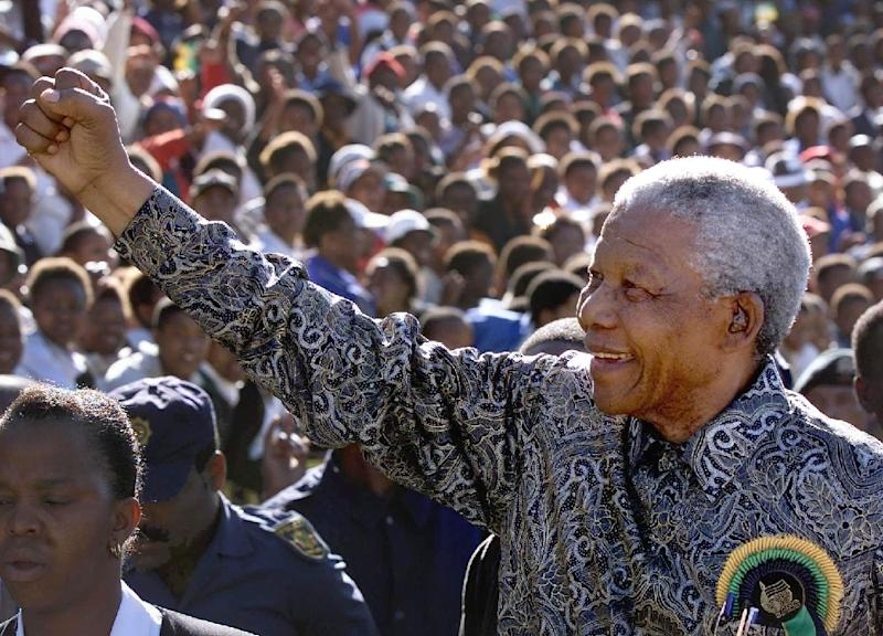 The ANC has lost much popularity since Nelson Mandela led it to power in the euphoric 1994 election that marked the end of white-minority rule (AFP Photo/ODD ANDERSEN)
