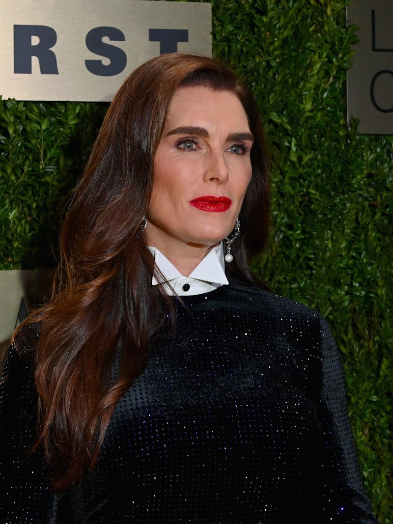 Brooke Shields Still Has the Best Brows in the Business