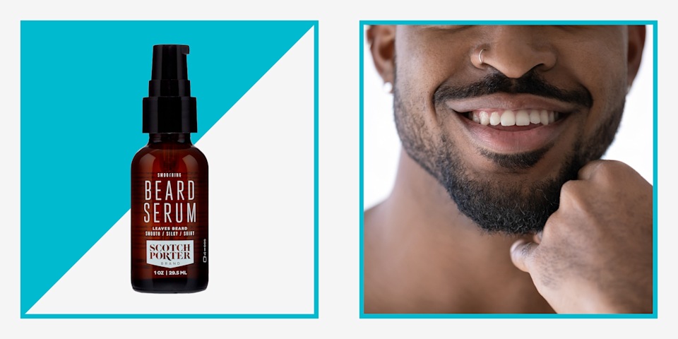 "<p>Finding the right beard oil is no easy feat and it can involve lots of testing and learning – particularly for Black men with thick and curly hair. The good news? There are many excellent beard oils on the market. As a Black man, I've learned that my facial hair products must be as tailored as my hair care products in order to support my curly and thick hair. I've battled my fair share of painful ingrown hairs, and while I've been lucky enough to avoid the horror of razor bumps, I'm familiar with the tribulation. </p><p>To better understand the unique beard care considerations that many Black men encounter, let's get into the science behind skin, hair follicles, and beard oil.</p><p>Dr. Ife Rodney of <a href=""https://eternaldermatology.com/meet-dr-rodney/"" rel=""nofollow noopener"" target=""_blank"" data-ylk=""slk:Eternal Dermatology"" class=""link rapid-noclick-resp"">Eternal Dermatology</a> offers guidance saying, ""Beard oil serves as a moisturizing conditioner for both coarse dry facial hair, as well as the skin beneath. This is especially true for Black men, with curved hair follicles that are likely to cause ingrown hairs and bumps on the face and neck. Ingrown hairs form when the coarse strands of curly hair fold inwards and puncture the skin. Beard oil makes the hairs softer, while also strengthening the skin barrier so that it is more difficult to puncture.""</p><p>Duly noted: the ultimate purpose of a beard oil is to support the skin and soften beard hair. With this in mind, whether you're already sporting a full beard, or you're still working through the kinks, pick up a handful of reliable beard essentials. The science shows that products that are tailored to your hair texture will work best. </p><p>Dr. Peterson Pierre of <a href=""https://pierreskincare.com/meet-dr-peterson-pierre/"" rel=""nofollow noopener"" target=""_blank"" data-ylk=""slk:Pierre Skin Care"" class=""link rapid-noclick-resp"">Pierre Skin Care</a> notes, ""Scalp hair and facial hair are very similar and require the same care. Hair in Black men tends to be dry and brittle and therefore, requires extra moisture...to keep it looking and feeling its best. [The hair] is also very curly and is prone to getting trapped under the skin, so proper hair care and skin care are vital to minimize these issues."" </p><p>From essential oils to naturally-derived moisturizers, look for quality beard oil ingredients that have been tested and formulated with your hair texture in mind. Ask your barber for beard oil recommendations, and once you get a feel for how the ingredients interact with your skin and hair, choose your favorite. Often, Black-owned grooming brands offer products with uniquely-tailored formulations that work. ""Be sure your product includes at least one of the following: coconut oil for its anti-inflammatory and moisturizing properties; tea tree oil for its antimicrobial activity; argan oil to help strengthen the follicles; hyaluronic acid, [and finally] ceramides, and shea butter, to moisture, hydrate, repair and protect the skin barrier,"" adds Dr. Pierre. ""And if you have sensitive skin, steer clear of added fragrance as this can cause skin irritation.""</p><p>Now that we've covered the basics with our experts, let's get into it. </p><p>Here are 11 of the best beard oils for Black men, all produced by Black-owned businesses. </p>"
