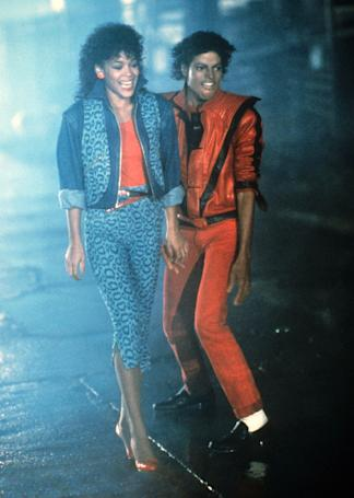 Michael Jackson's 'Thriller' Girlfriend Ola Ray Grateful