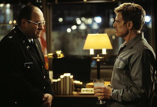 LAST CASTLE, James Gandolfini, Robert Redford, 2001