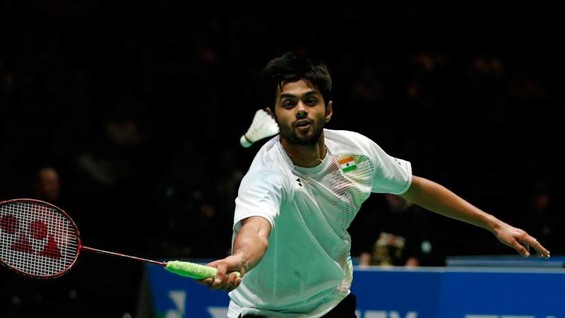Sai Praneeth Enters Maiden Super Series Final at Singapore Open
