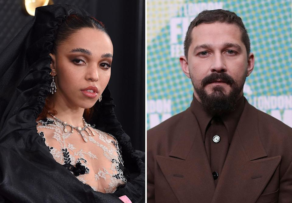 <p>FKA twigs claims Shia LaBeouf bragged about 'shooting stray dogs' to 'get into character'</p> (Getty Images)
