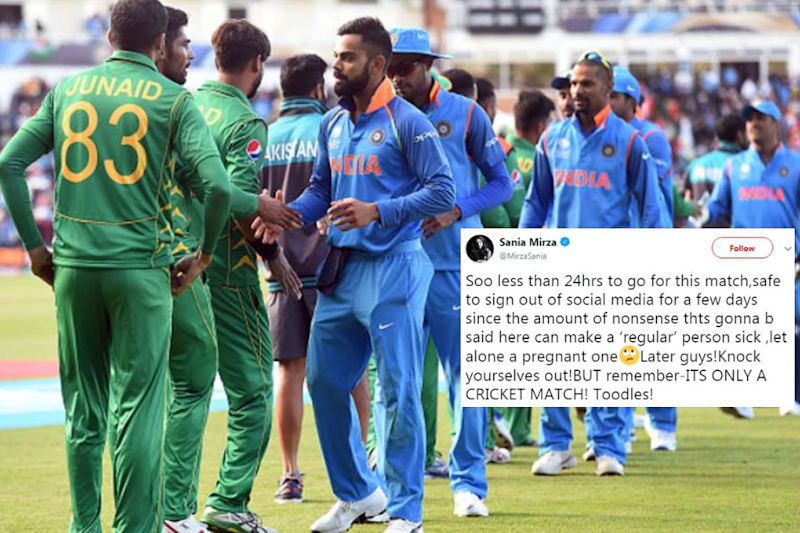 Sania Mirza's Tweet a Reminder That Trolling Before India-Pak Match is New Definition of National Pride