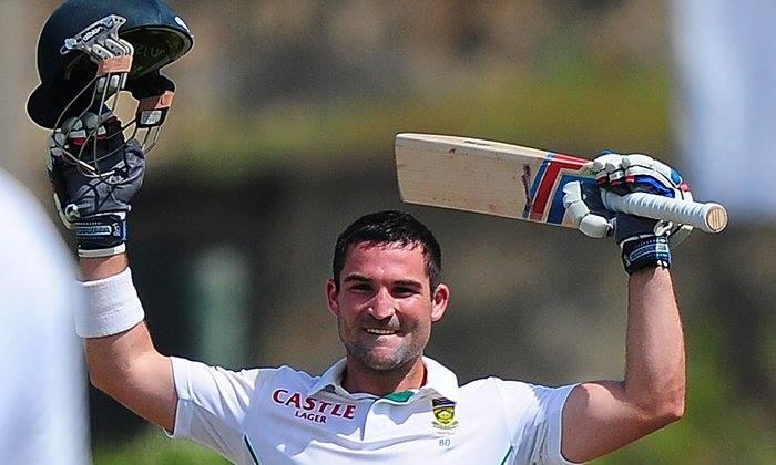 South Africa - 229/4 at Stumps on Day 1 against New Zealand