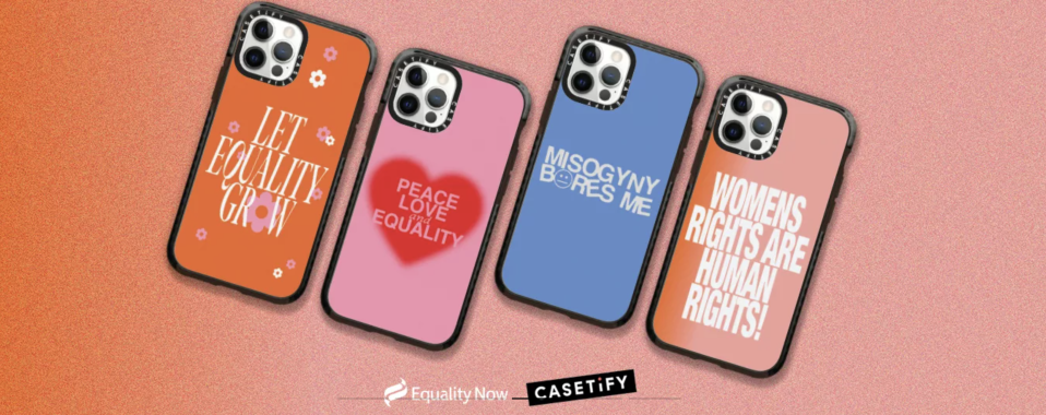 Casetify Her Impact Matters