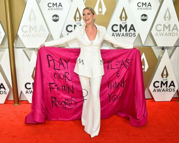 PHOTO: Jennifer Nettles attends the 53rd annual CMA Awards at the Music City Center, Nov. 13, 2019, in Nashville, Tennessee. (John Shearer/WireImage/Getty Images)