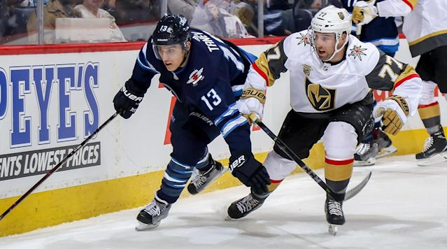 It's a matchup few predicted six months ago, but either Winnipeg or Vegas will play for a Stanley Cup.