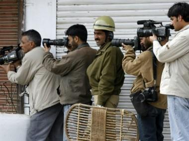 Foreign journalists need permission to access Jammu and Kashmir, other 'protected' areas, Centre 'reminds' scribes of rule