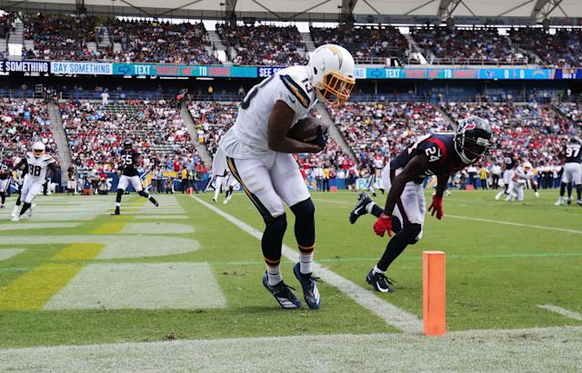 Column: Keenan Allen slays it against Houston but Chargers receive little other help