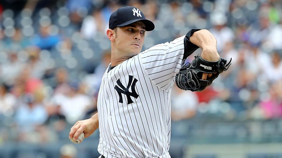 Robertson went 8-3 with five saves last season, posting a 3.23 ERA in 69 appearances with the Yankees.