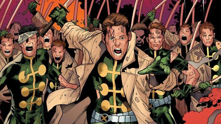 James Franco was attached to play Jamie Madrox, aka Multiple Man, in a movie for Fox. (Credit: Marvel Comics)