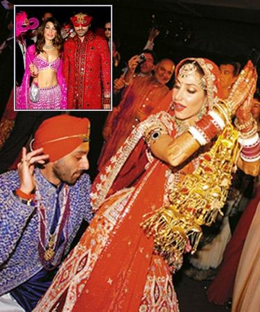 The Week Long Chatwal Wedding Festivities Took Place Across Three Indian Cities Mumbai Udaipur And Delhi Six Hundred Guests From 26 Countries