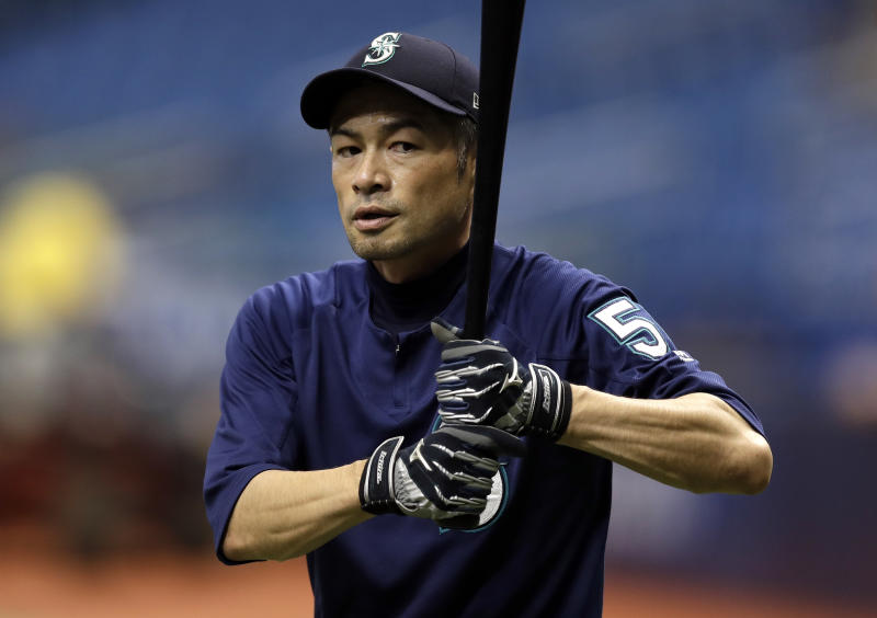 Everyone wants to see Seattle Mariners legend Ichiro Suzuki in the Home Run Derby, except for Ichiro himself. (AP)