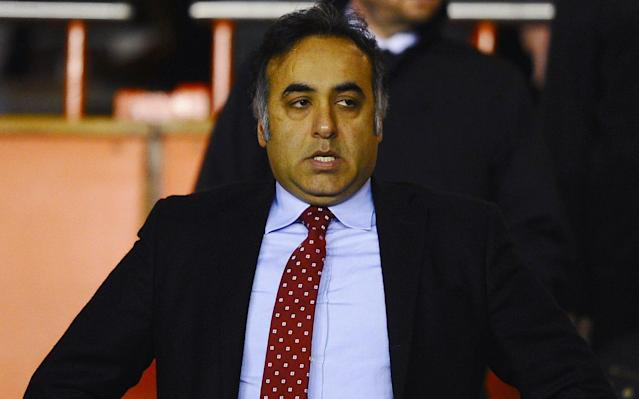 Nottingham Forest in legal row with former owner Fawaz Al Hasawi over unpaid money