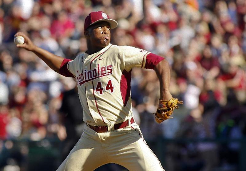 Heisman winner Winston gets 3rd save of season