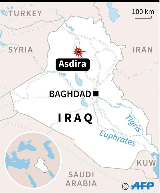 A bomb attack on Asdira was the deadliest attack in Iraq since a January 16