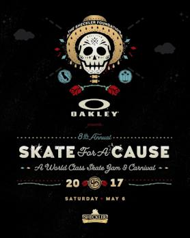 Oakley Presents the Sheckler Foundation's 8th Annual Skate For A Cause