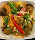 """<p><strong><a href=""""https://www.yelp.com/biz/octopus-falafel-truck-philadelphia"""" rel=""""nofollow noopener"""" target=""""_blank"""" data-ylk=""""slk:Octopus Falafel Truck"""" class=""""link rapid-noclick-resp"""">Octopus Falafel Truck</a>, Philadelphia</strong></p><p>""""Probably the best food truck I've tried in the city. There's no menu, no utensils, no substitutions, and no way he doing vegetarian....but even with all that it's so so worth it. You can see him pull all veggies and meat off the grill inside his cart and toss it on top some rice. There was this tasty gravy on-top as well, which didn't taste heavy or oily."""" – Yelp user <a href=""""https://www.yelp.com/user_details?userid=WHqJA3KlqPm-qVqCIP4_HA"""" rel=""""nofollow noopener"""" target=""""_blank"""" data-ylk=""""slk:Dennis S."""" class=""""link rapid-noclick-resp"""">Dennis S.</a></p><p>Photo: Yelp/<a href=""""https://www.yelp.com/user_details?userid=LPONBStm1-DyzXulXccsMg"""" rel=""""nofollow noopener"""" target=""""_blank"""" data-ylk=""""slk:Christian P."""" class=""""link rapid-noclick-resp"""">Christian P.</a></p>"""