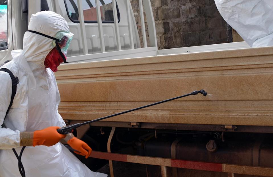 UN vows to 'stay the course' in Ebola-hit Liberia