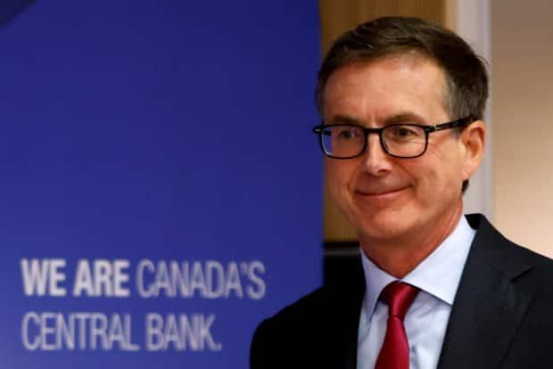 Bank of Canada governor Tiff Macklem is optimistic about the economy, projecting 6.75 per cent growth globally this year and 6.5 per cent in Canada. 'We're looking for a complete recovery,' he said at Wednesday's remote meeting with reporters.