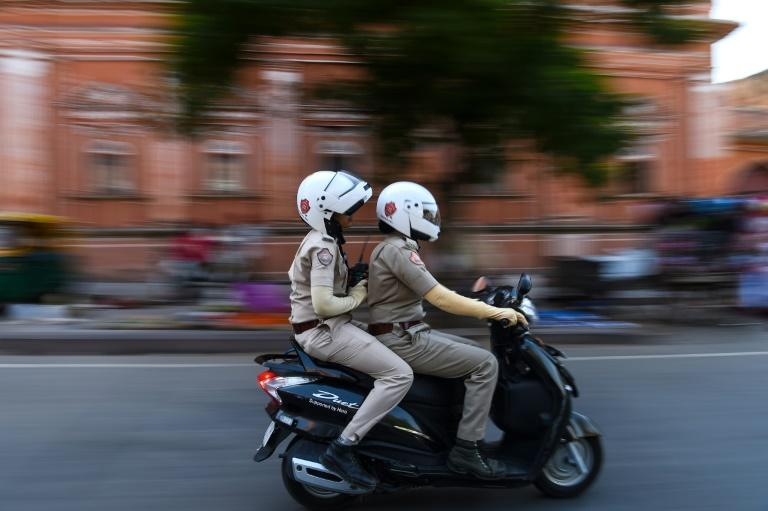 All-female police units are shaking up the male-dominated force in conservative northwest India, hitting the streets to combat sex crimes and a pervasive culture of silence around rape