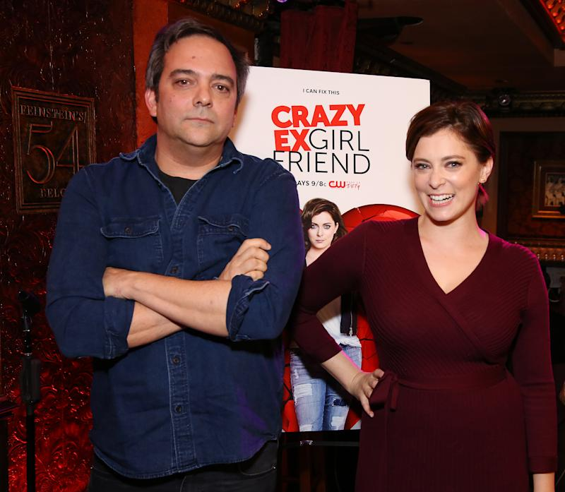 Rachel Bloom opens up about Adam Schlesinger dying as her daughter was born: 'The word intense barely describes that time'