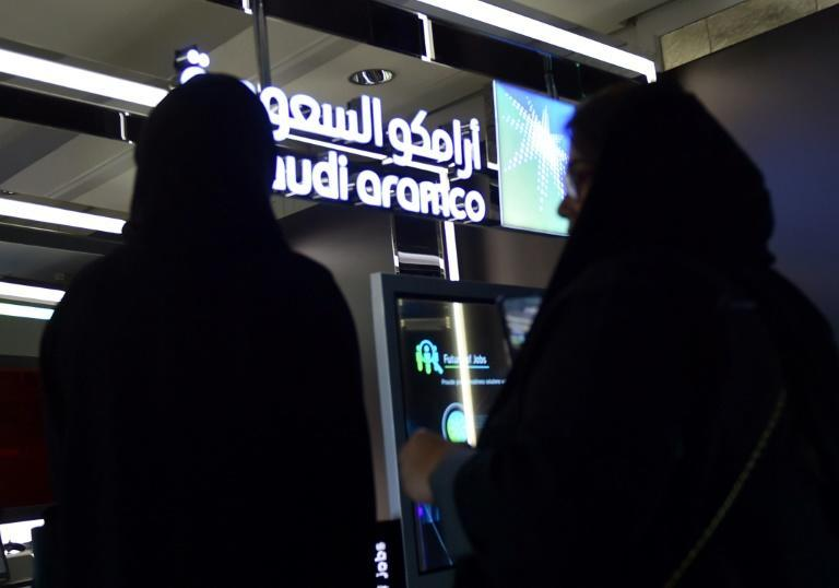 Energy giant Saudi Aramco has been hit hard by the sharp fall in world oil demand triggered by the coronavirus pandemic