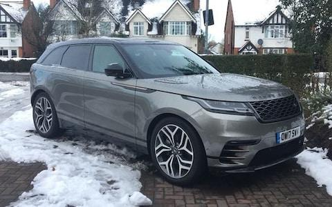 Range Rover Velar long-term test / Kyle Fortune