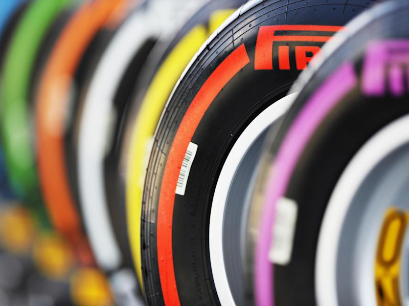 Teams have rejected Pirelli's planned new tyres: Getty