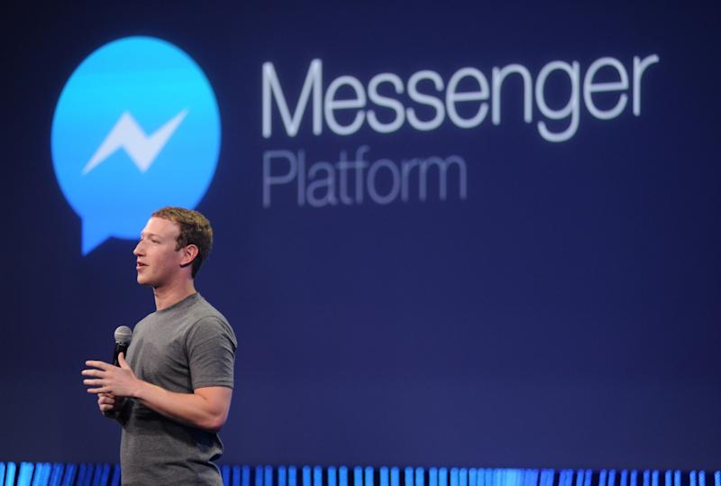 Facebook Messenger ads are coming