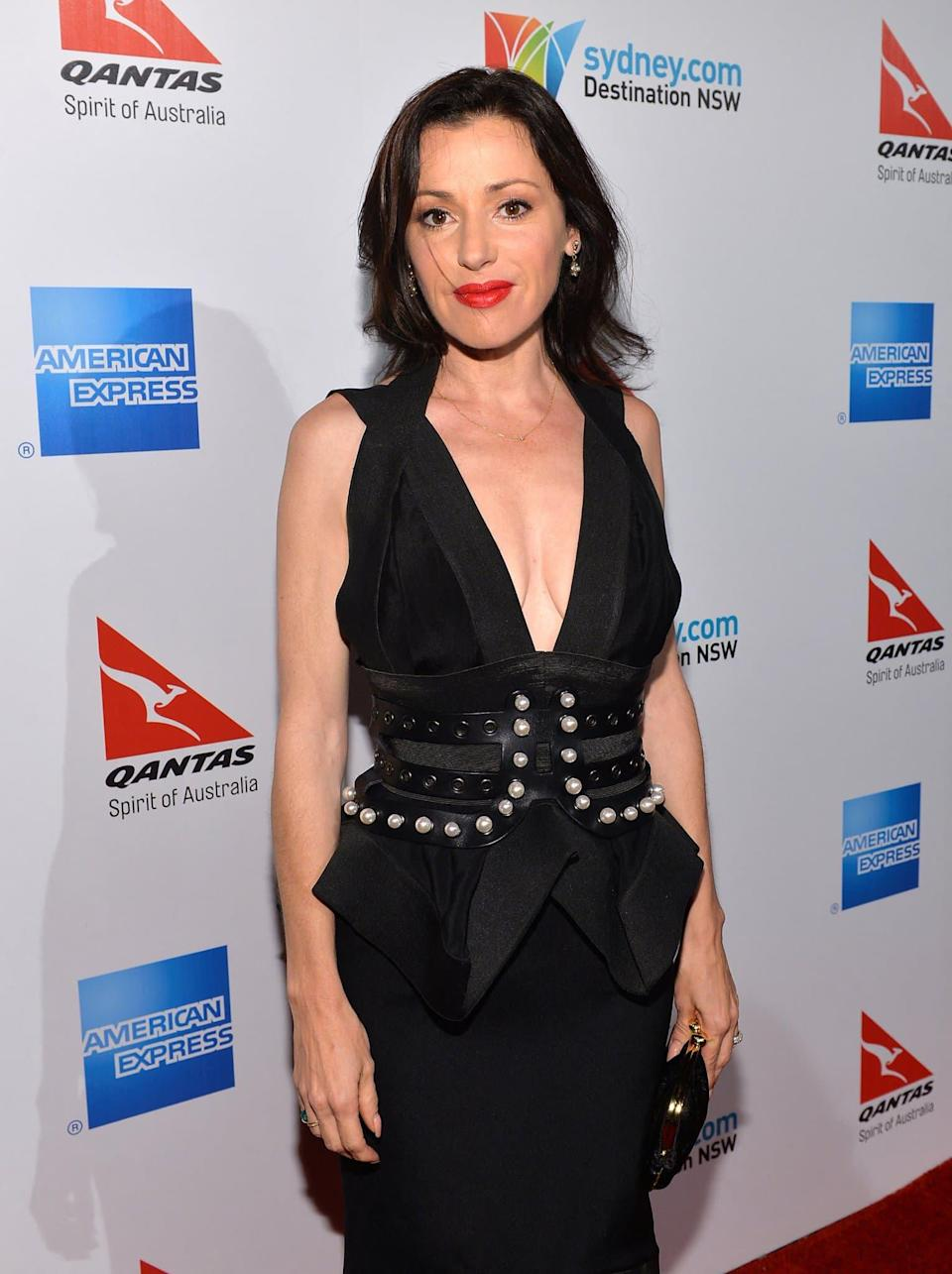 Tina Arena à Beverly Hills en 2014 - Alberto E. Rodriguez - Getty Images North America - Getty Images via AFP